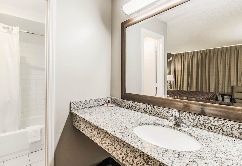 Econo Lodge North, Tallahassee, Rom – standard, 1 kingsize-seng, ikke-røyk, Gjesterom