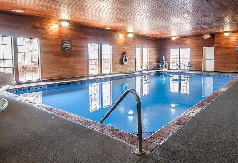 Comfort Inn & Suites Klamath Falls, קלמאת' פולז, בריכה