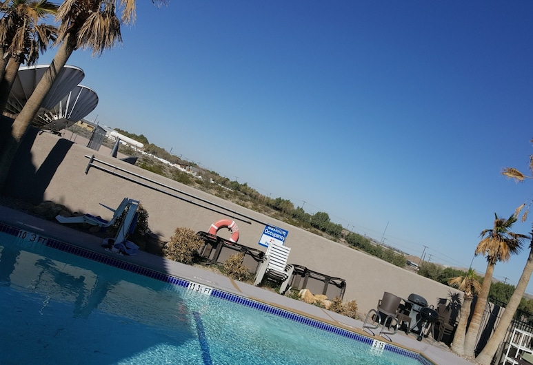 Baymont by Wyndham Barstow Historic Route 66, Barstow, Piscina