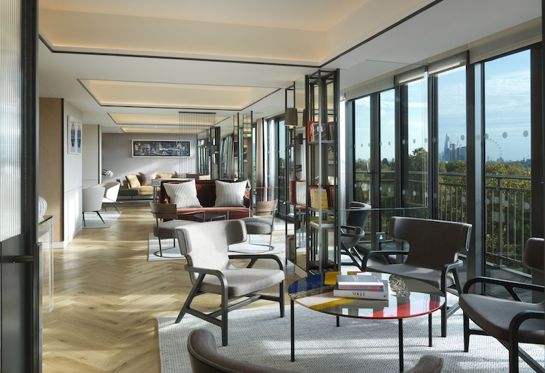 The Athenaeum Hotel & Residences, London, Hotelbar