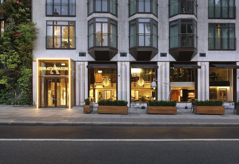 The Athenaeum Hotel & Residences, London, Außenbereich