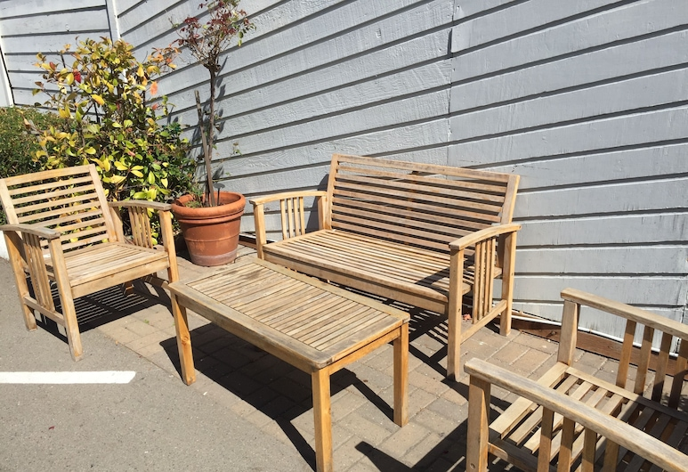 Travelodge by Wyndham Mill Valley/Sausalito, Mill Valley, Terrace/Patio