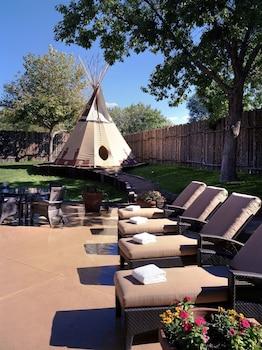 阿爾布奎克納維圖小屋酒店的圖片