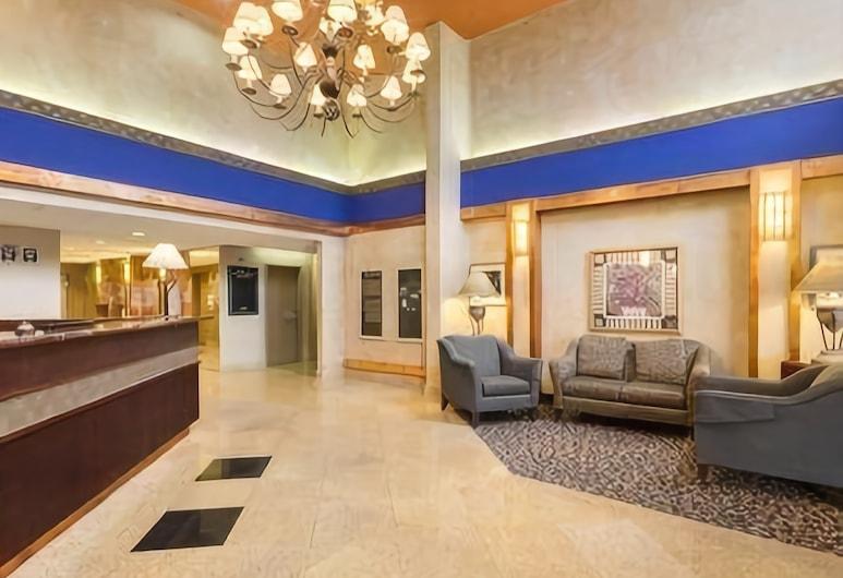 西渥太華溫德姆戴斯酒店, 渥太華, 大堂