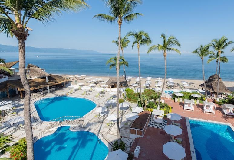 Buenaventura Grand Hotel & Great Moments - All Inclusive, Puerto Vallarta, Blick vom Hotel