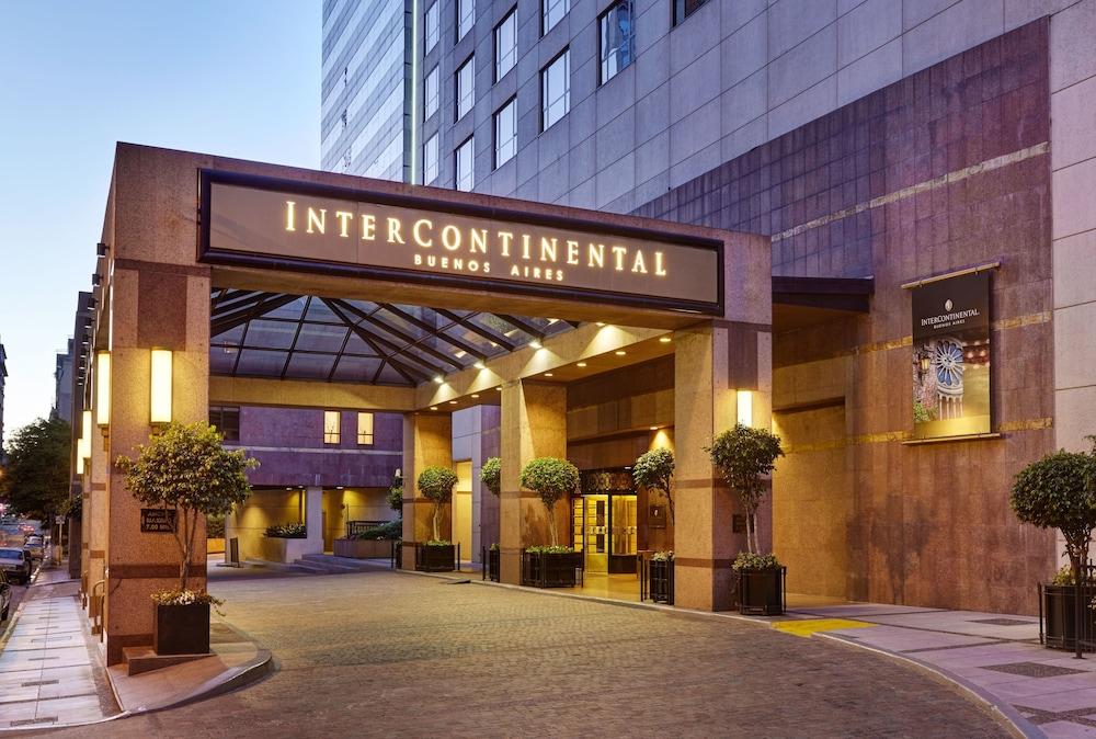 Intercontinental buenos aires buenos aires argentina for Hotel luxury san telmo