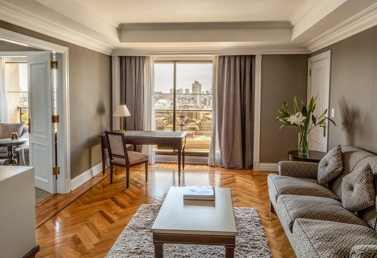 Intercontinental Buenos Aires, Buenos Aires, Suite, 1 cama king-size, Quarto