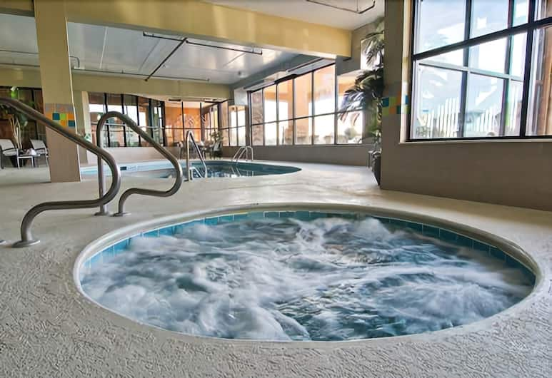 Comfort Suites Knoxville West - Farragut, Knoxville, Indoor Spa Tub