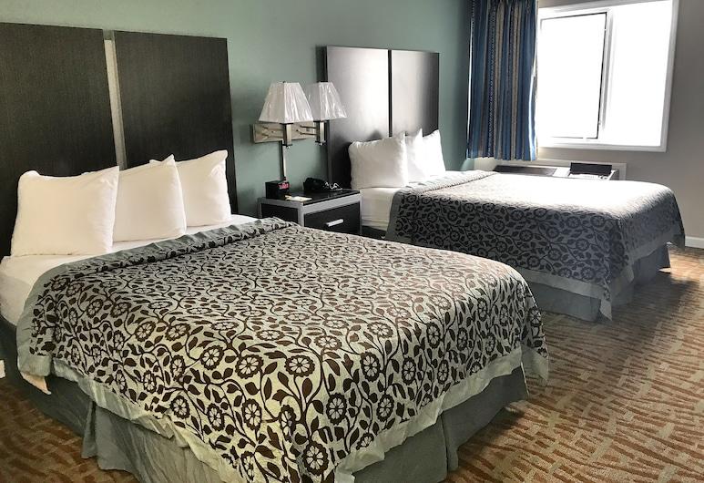 康瑟爾崖第 9 大道溫德姆戴斯飯店, 康索布魯夫斯, 雙人房, 2 張標準雙人床, 客房