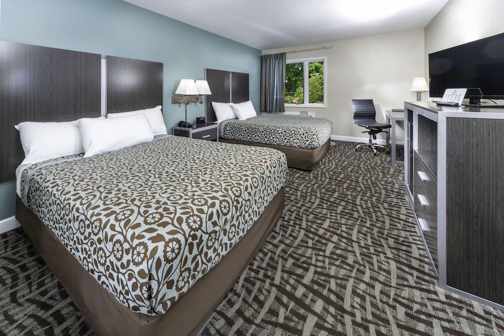 Habitación estándar, 1 cama doble - Habitación
