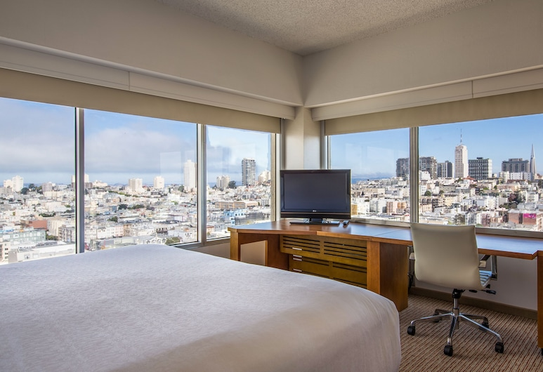 Holiday Inn Golden Gateway, San Francisco, Room, 1 Double Bed, Non Smoking, Guest Room