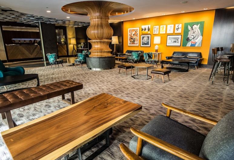 Yotel Washington DC, Washington, Lobby Sitting Area