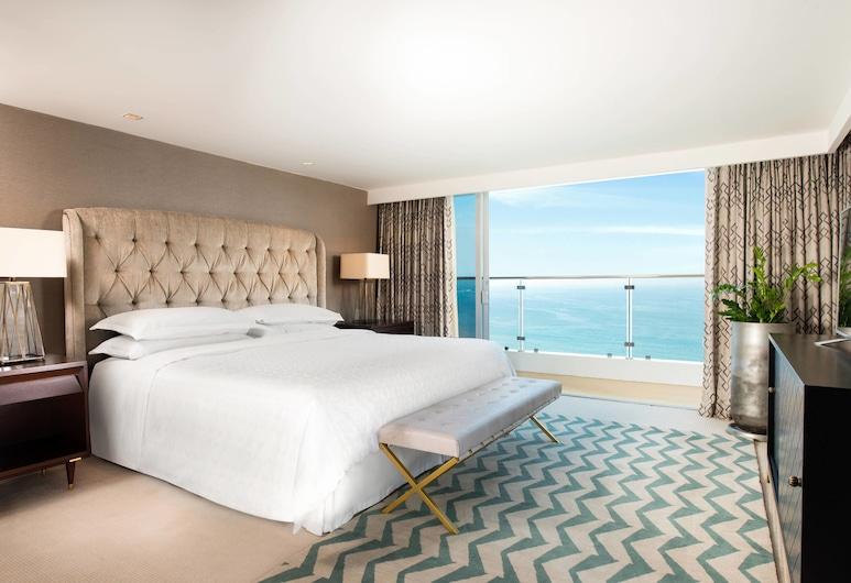 Sheraton Grand Rio Hotel & Resort, Rio de Janeiro, Gjesterom
