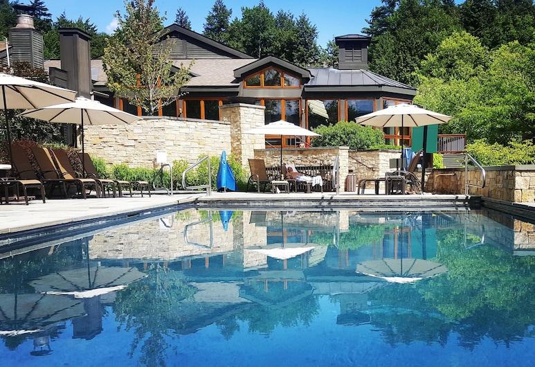 Topnotch Resort, Stowe, Außenpool