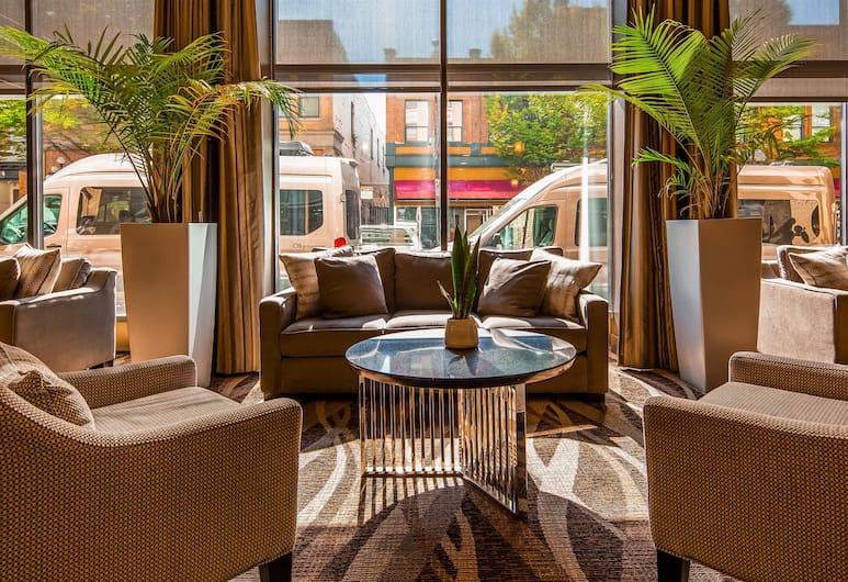Best Western Plus Carlton Plaza Hotel, Victoria, Lobby