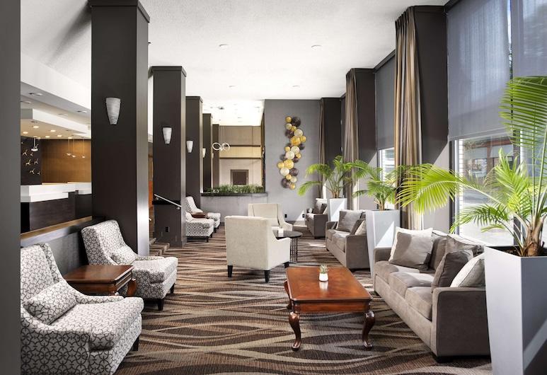 Best Western Plus Carlton Plaza Hotel, Victoria, Vstupní hala