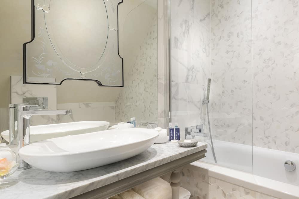 Suite romántica - Cuarto de baño