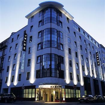 Frankfurt bölgesindeki Bristol Hotel Frankfurt resmi