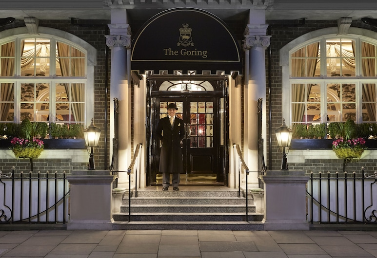 The Goring, London, Hotellentré