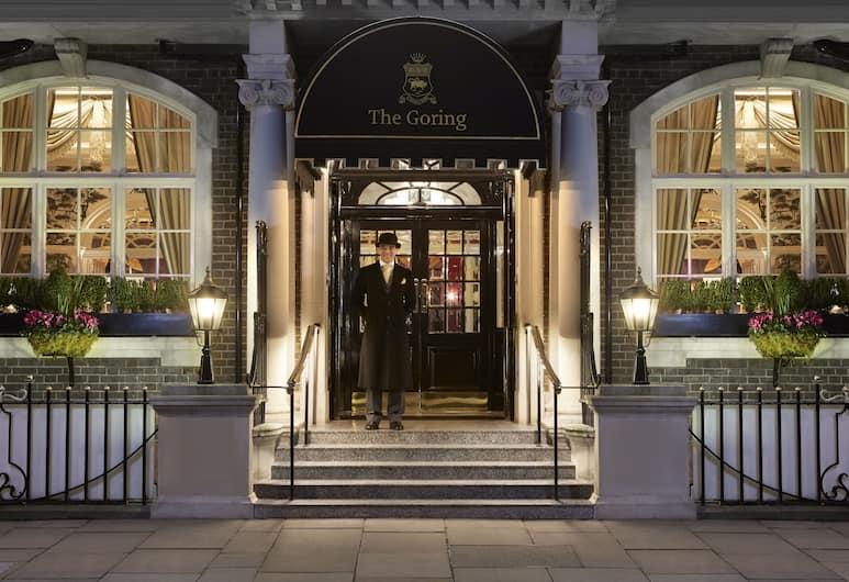 The Goring, Λονδίνο, Είσοδος ξενοδοχείου