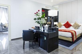 Bild vom Grand Hotel Ritz in Rom