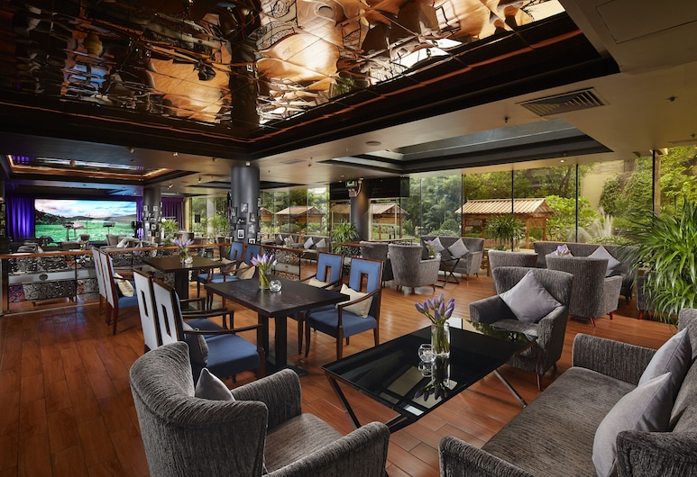 The Garden Hotel Guangzhou, Guangzhou, Hotelový bar