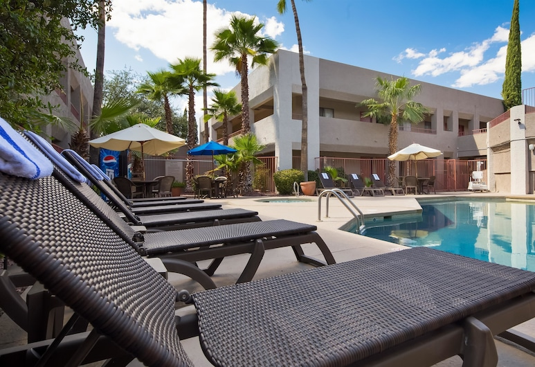 Best Western InnSuites Tucson Foothills Hotel & Suites, Tucson, Bazen