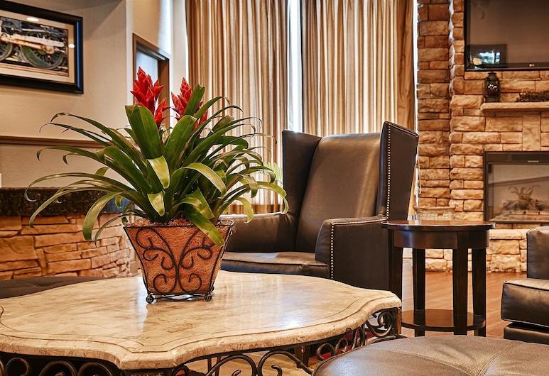 Best Western Heritage Inn, Čatanuga, Vestibiulis