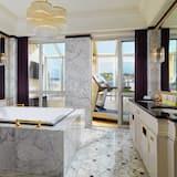 都會套房, 1 間臥室, 非吸煙房, 城市景觀 - 浴室