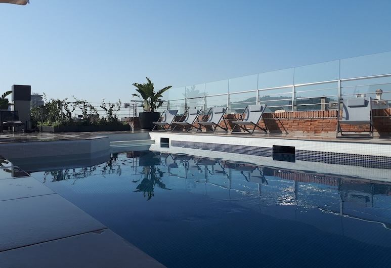 Hotel Silken Ramblas, Barcelona, Pool
