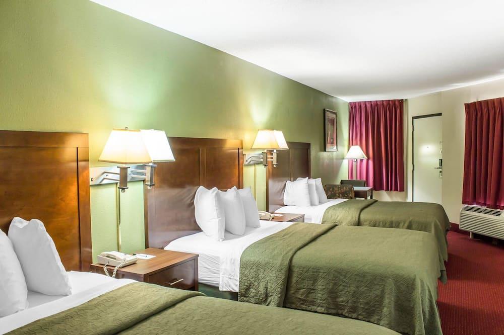 Quarto Duplo Standard, 2 camas de casal, Não-fumadores - Quarto