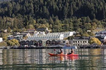 皇后鎮皇后鎮皇冠假日飯店的相片