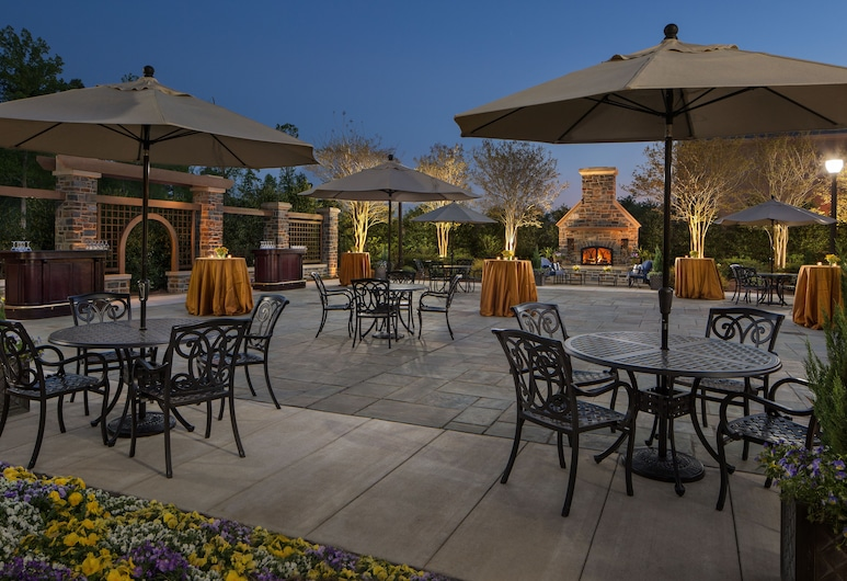 Washington Duke Inn & Golf Club, Durham, Terrasse/Patio