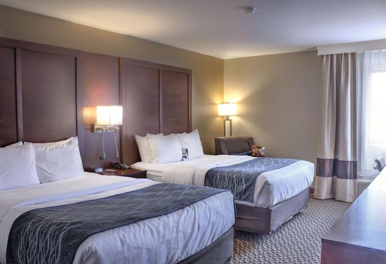 Comfort Inn at Buffalo Bill Village Resort, קודי, חדר, 2 מיטות קווין, ללא עישון, חדר אורחים