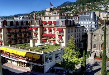 Bild vom J5 Hotels Helvetie Montreux in Montreux