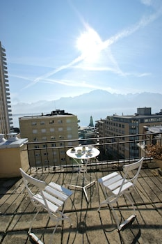 Picture of J5 Hotels Helvetie Montreux in Montreux