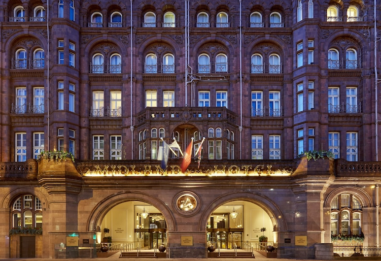 The Midland - Manchester, Manchester, Exterior