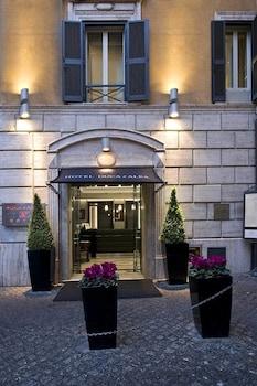 Selline näeb välja Hotel Duca d'Alba, Rooma