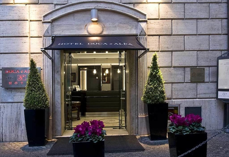 Hotel Duca d'Alba, Roma