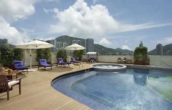 홍콩의 리걸 홍콩 호텔 사진
