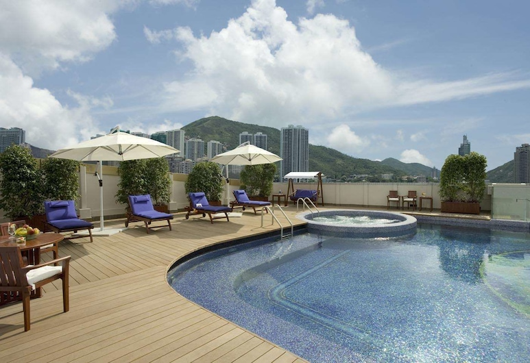 Regal Hongkong Hotel, Hong Kong, Pool