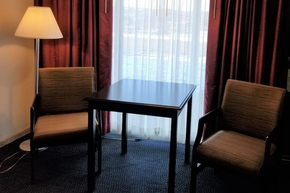 Standard Room, 1 Katil Raja (King), Non Smoking - Ruang Tamu