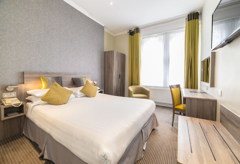 Phoenix Hotel, London, Dobbeltrom – executive, Gjesterom