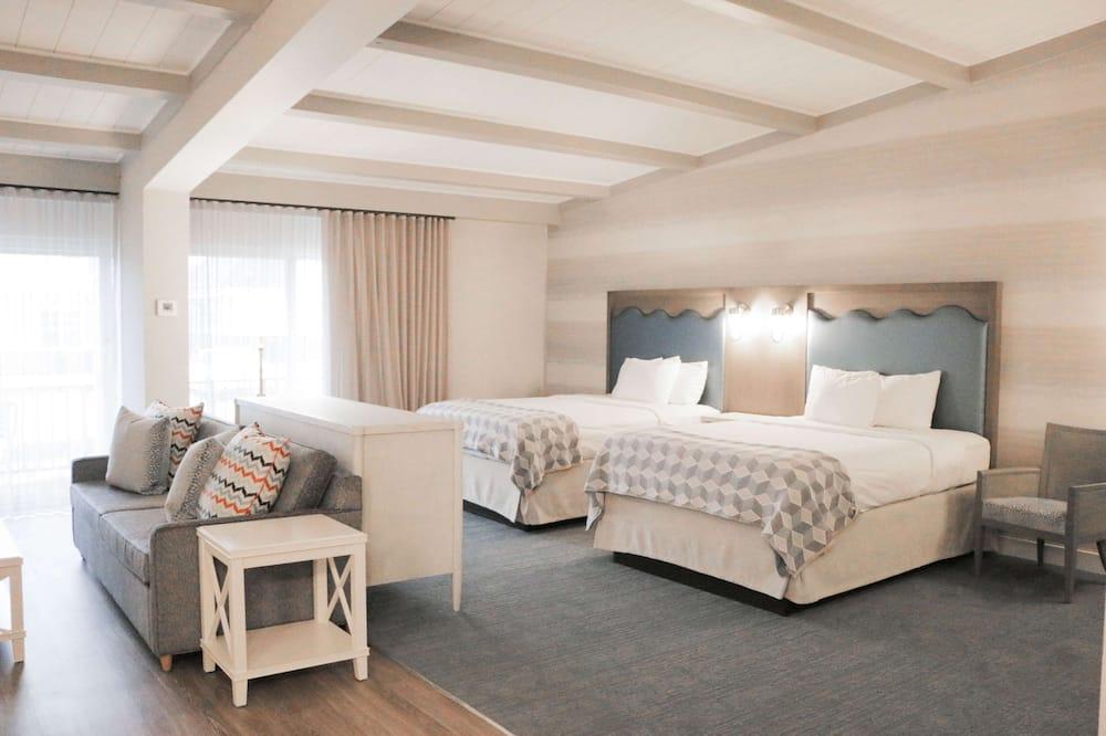 Studio-suite - flere senge - ikke-ryger - Værelse
