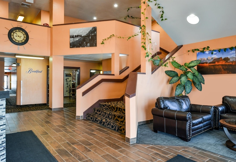 Americas Best Value Inn Rawlins, Роулінс, Фойє
