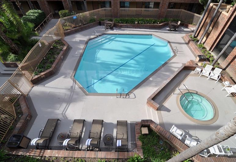 Best Western Plus Meridian Inn & Suites, Anaheim-Orange, Орендж, Басейн