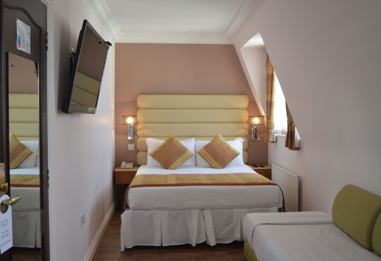 Holiday Villa Hotel And Suites, London, Familierom, Gjesterom