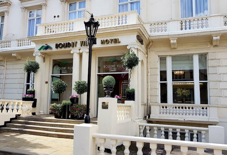 Holiday Villa Hotel And Suites, London, Hotellets front