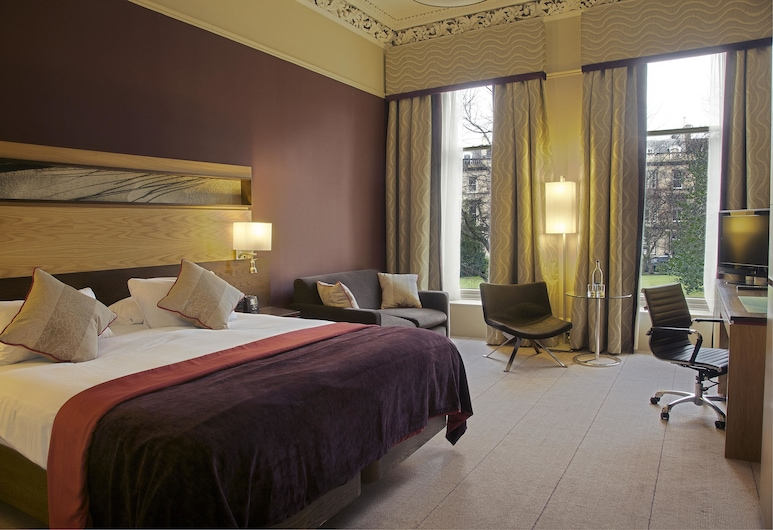 Edinburgh Grosvenor Hotel, Edinburgh, Oda