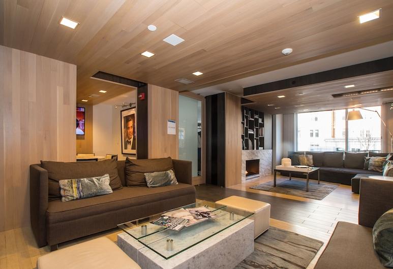 Avenue Suites, Washington, Lobby Sitting Area